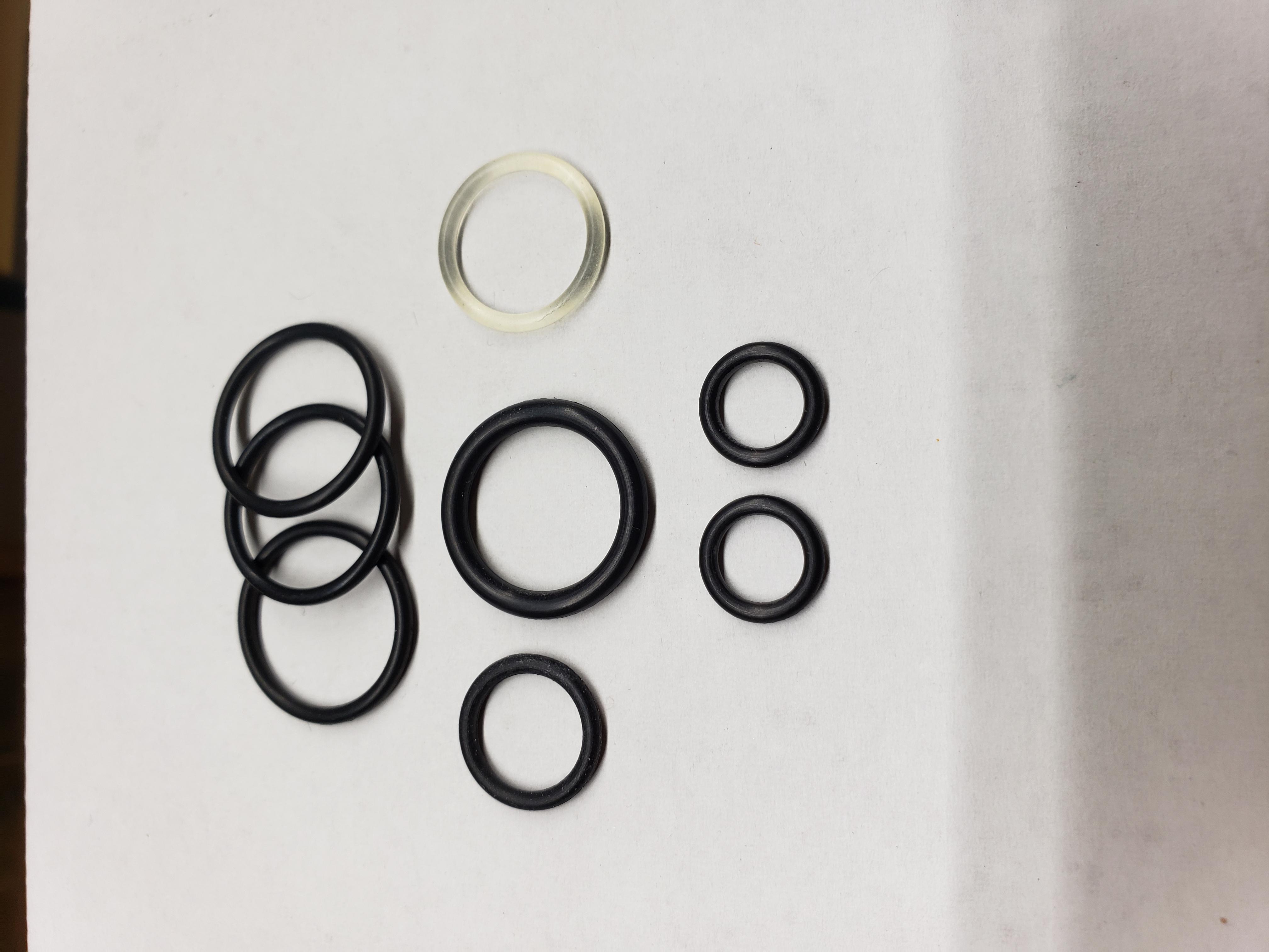 SST HPR O-Ring rebuild.