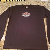 AKA Logo Long Sleeve Shirt