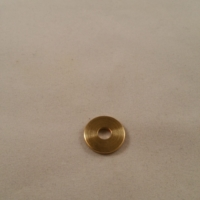 Sidewinder Brass Washer