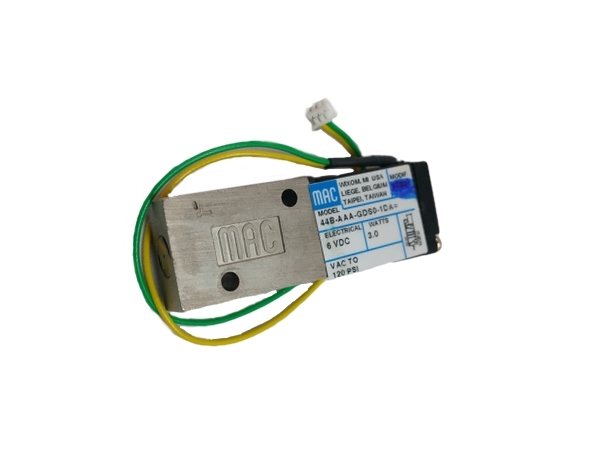 Mac Solenoid 3 Pin Connector